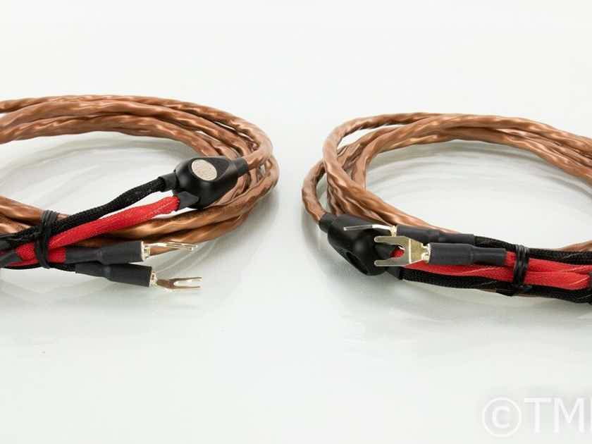 Wireworld Mini Eclipse 7 Speaker Cables; 3m Pair (18899)