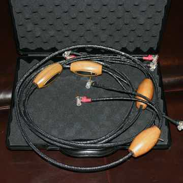 Jorma Design Origo Speaker Cables 2.5 Meters, Banana Pl...