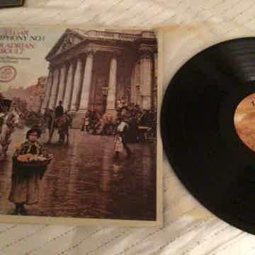 London Philharmonic Orchestra SQ Quadraphonic LP Elgar ...