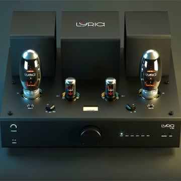 Lyric Audio Ti100 Mk.II integrated tube amplifier