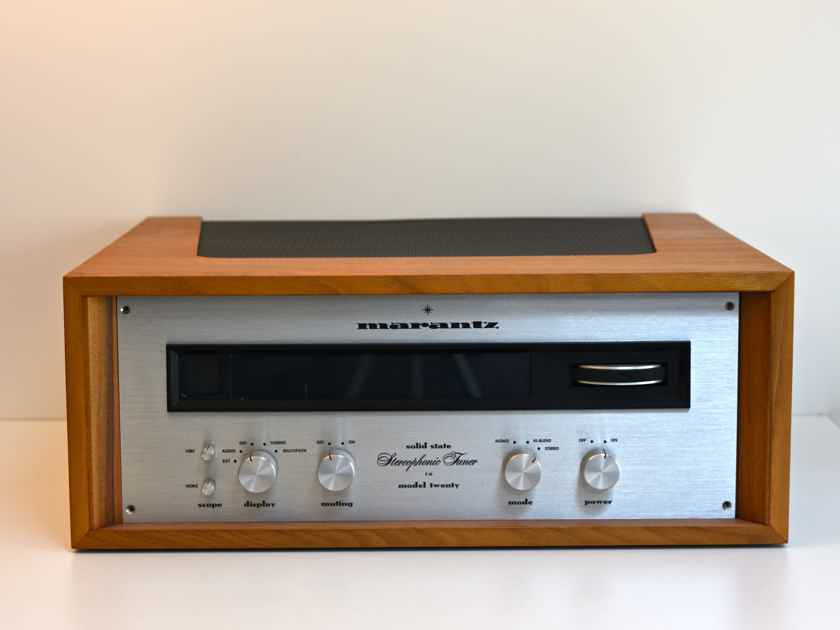 Marantz 20b FM tuner