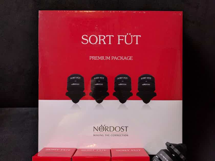 Nordost Sort Fut X8 Units Like New!!