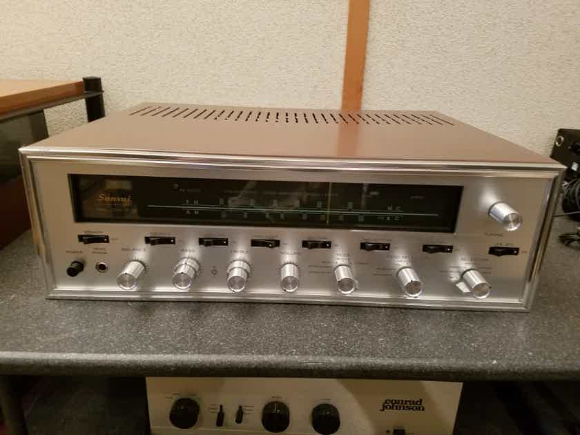 Sansui 1000a Vintage Tube Receiver in Original Condition
