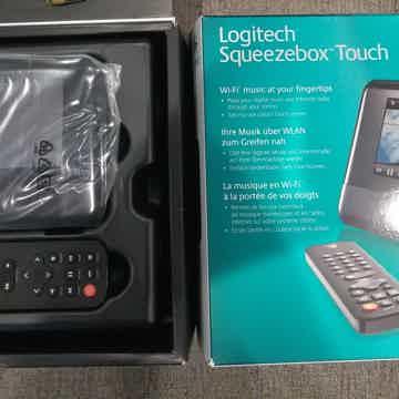 Logitech Squeezebox Touch