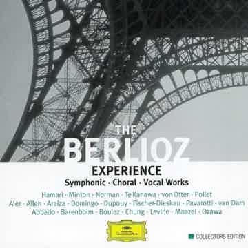 The Berlioz Experience Deutsche Grammophon 10 CD
