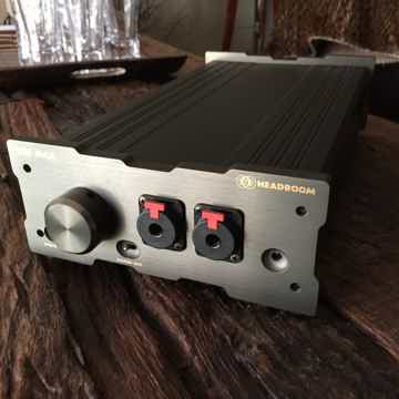 Headroom Headphone amplifier The MAX and the best