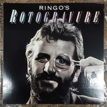 Ringo Starr - Ringo's Rotogravure 1976 NM- Vinyl LP Atl...