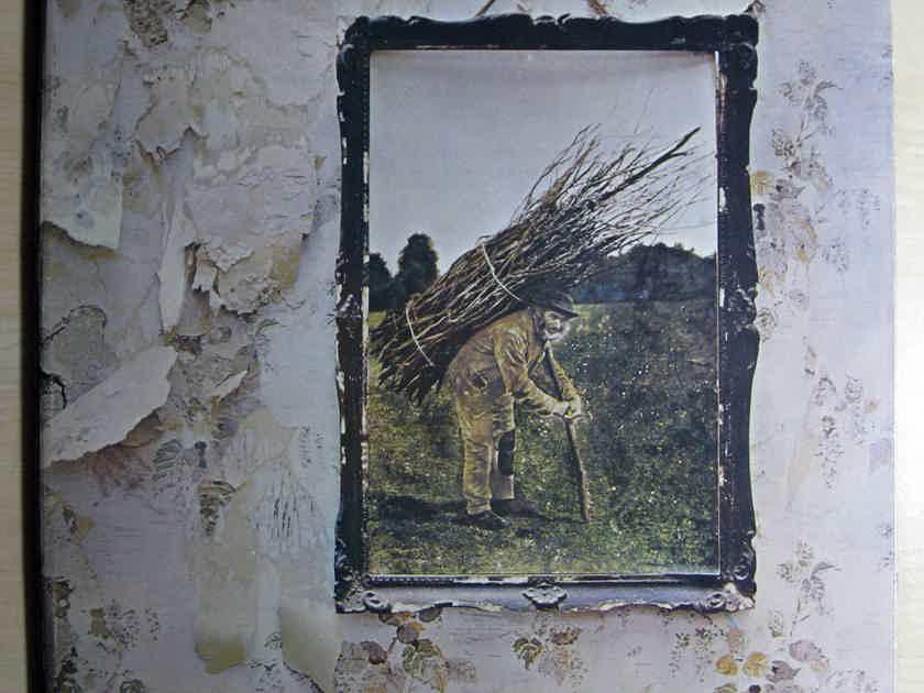 Led Zeppelin - Untitled / Zoso / Led Zeppelin 4 - Club Edition 1971 Atlantic SD 7208