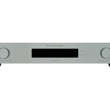 Pure Audio Lotus DAC5 Superb new MQA DAC-Our under $4k ...