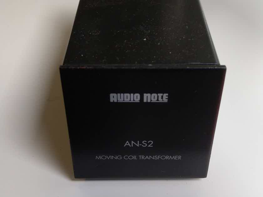 Audio Note AN-S2-L Moving Coil MC Step-Up Transformer