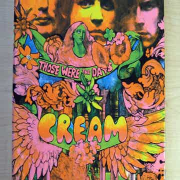 Cream - Those Were the Days Deluxe Edition 4 CD Box Set...