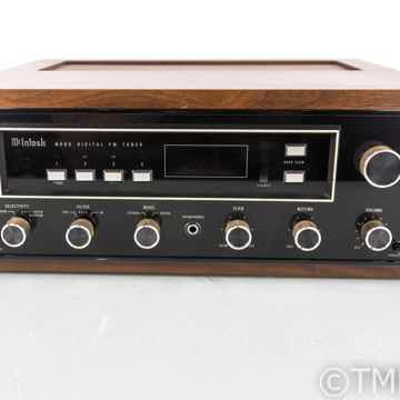 MR80 Vintage Digital FM Tuner