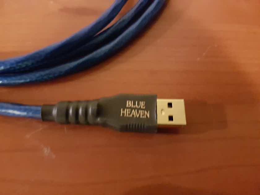 Nordost Blue Heaven USB Cable. 1 meter. Save 40%