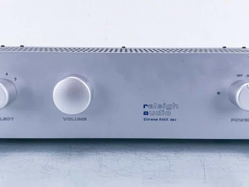 K&K Raleigh Audio Standard Extreme RAKK Tube DAC; D/A Converter (15753)