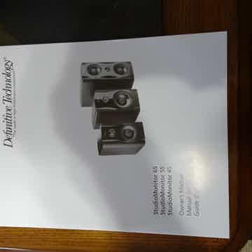 Definitive Technology Studio Monitor 55