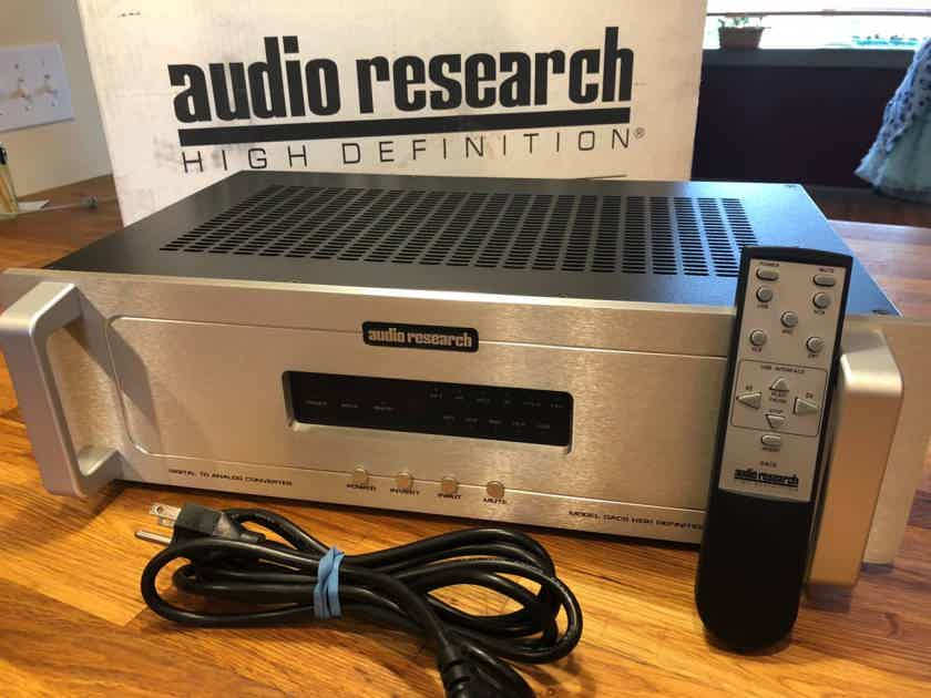Audio Research DAC-8 Silver