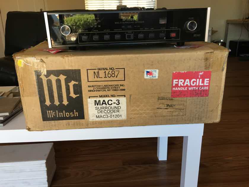 McIntosh MAC-3