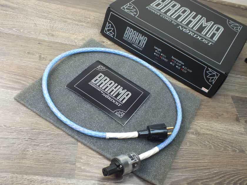 Nordost Brahma power cable 1,0 metre