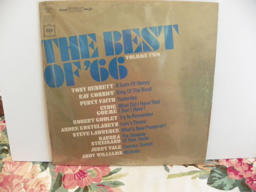 THE BEST OF '66 - VOLUME TWO Vintage Music at it's best!
