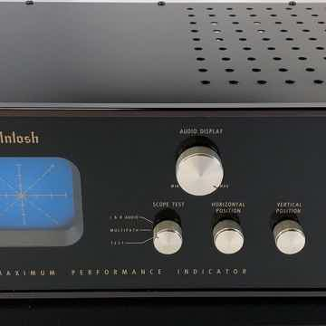 McIntosh MI-3 Tuner Maximum Performance Indicator