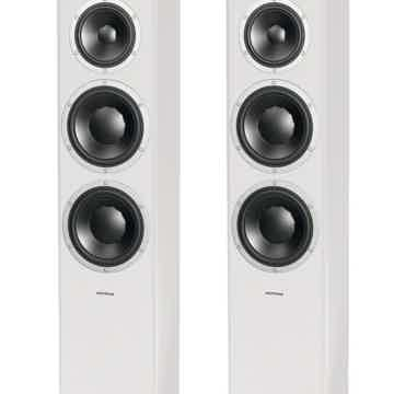 Dynaudio Excite X38 Tower Speakers (Satin White): NEW-I...