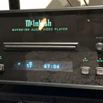 McIntosh MVP881 BLU RAY PLAYER MINT