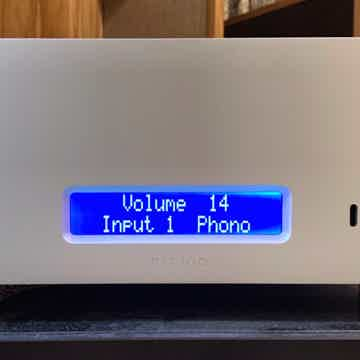 Ypsilon Electronics VPS-100 Silver Edition Top Ref Phono