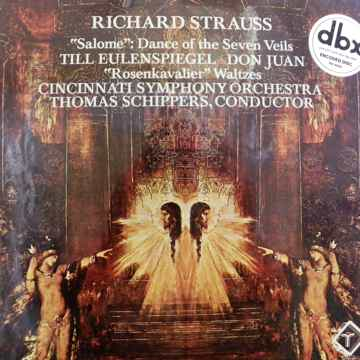 RICHARD STRAUSS - CINCINNATI SYM. ORCH. dbx ENCODED NM+