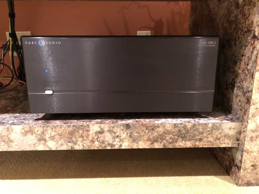 Cary Audio SA-200.2