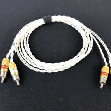 Kimber Kable KCAG Silver Analog Audio Cable, Ultraplate...