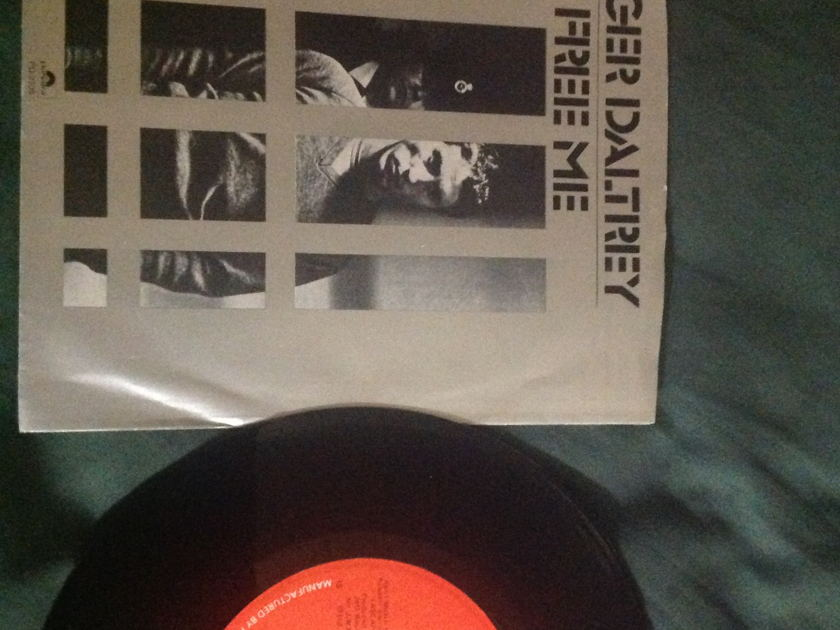 Roger Daltrey - Free Me 45 With Sleeve
