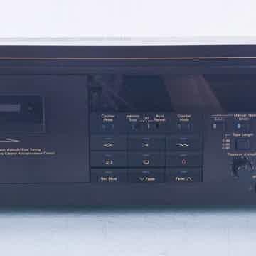 CR-7A Cassette Deck