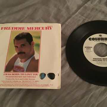 Freddie Mercury  I Was Born To Love You Promo 45 With P...