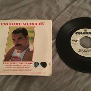 Freddie Mercury  I Was Born To Love You