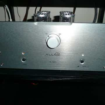 Allnic H1201 Tubed Phono Stage/preamp - Silver -
