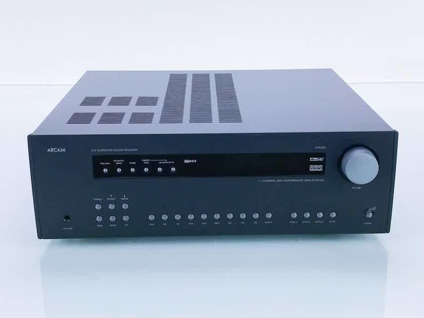 Arcam DiVA AVR300 7.1 Channel Home Theater Receiver AVR-300 (Bad Digital In / Volume Knob) (16496)