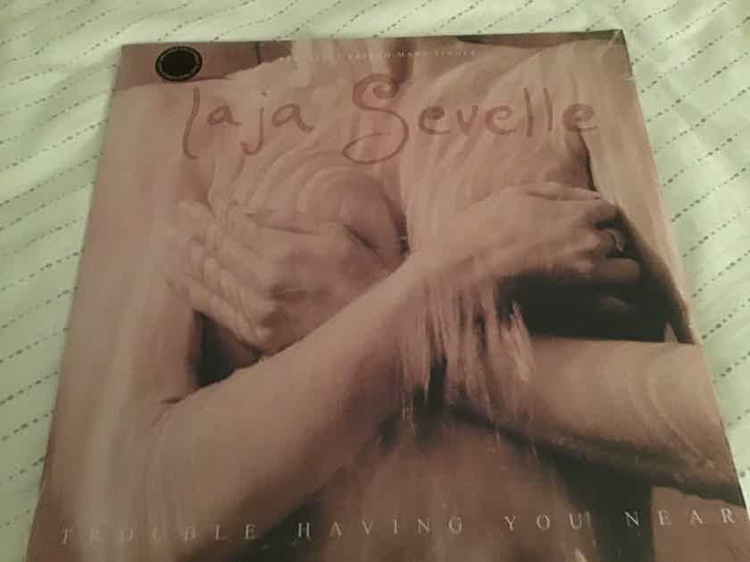 Taja Seville Trouble Having You Near Sealed 12 Inch EP