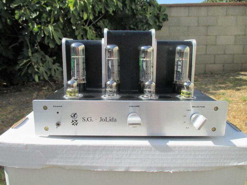 JoLida  SJ-202A vacuum tube integrated amp