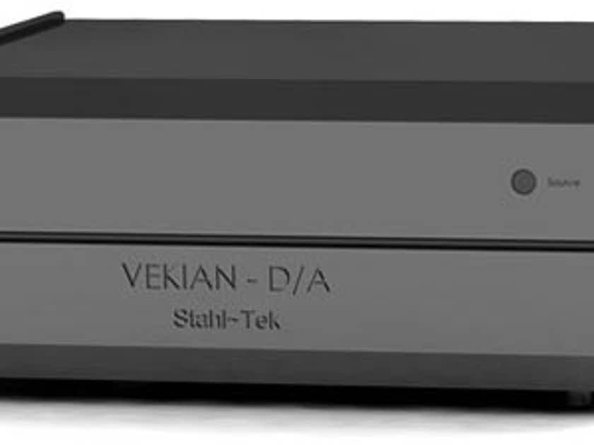 Stahl-Tek VEKIAN  D/A Superlative performance DAC