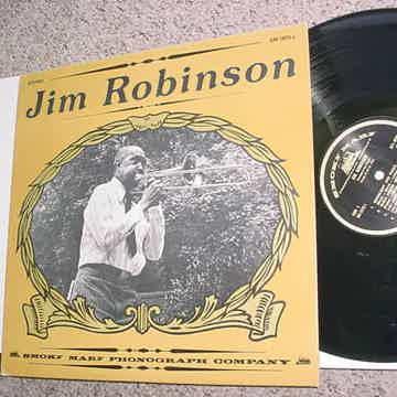 Jim Robinson lp record New Orleans jazz trombone
