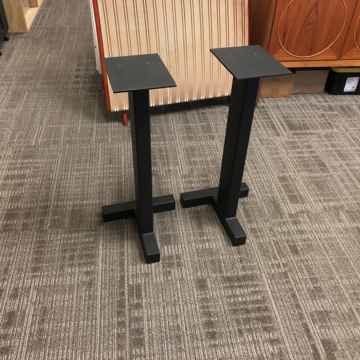 """Sound Anchors 28"""" single post monitor stands"""