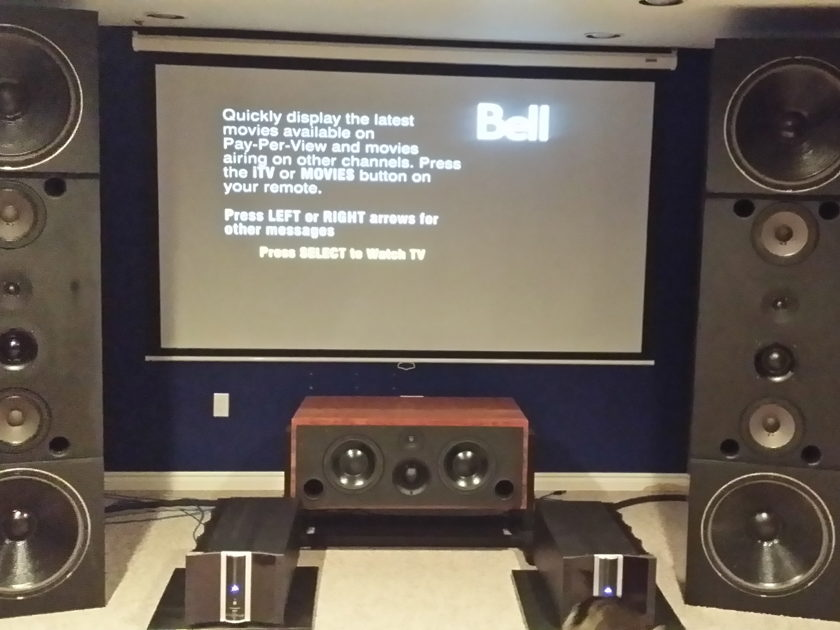 Krell FPB 750MCX The King of Mono's