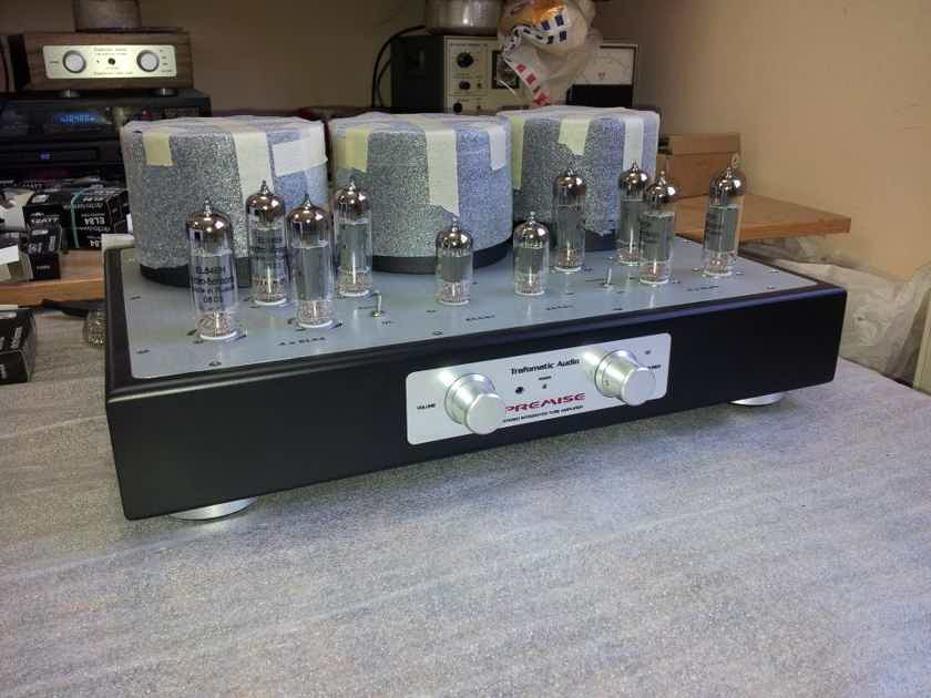 Trafomatic Audio Premise Integrated Amplifier and Headphone Amp
