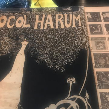 "procol harum Debut Album w/""Whiter Shade of Pale"