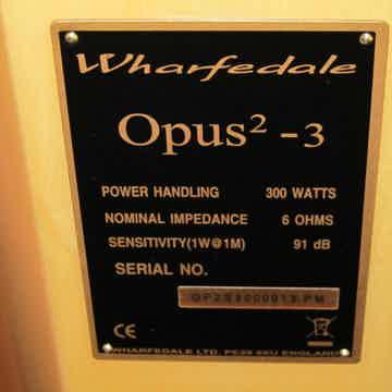 Wharfedale Opus 2.3