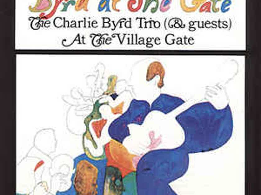 Charlie Byrd and Friends Byrd At The Gate 2 45rpm LPs
