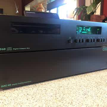 CD-60 + DAC-60