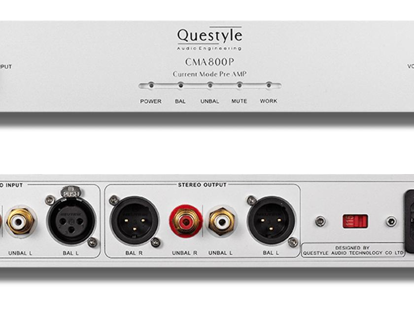 Questyle Audio CMA800P – Highend Line Preamp