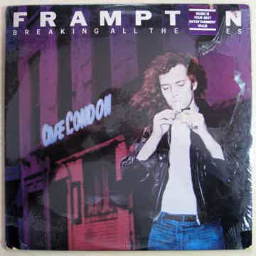 Peter Frampton - Breaking All The Rules - SEALED 1981 A...