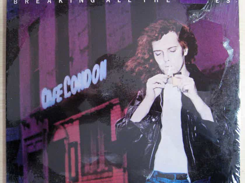 Peter Frampton - Breaking All The Rules - SEALED 1981 A&M Records SP-3722